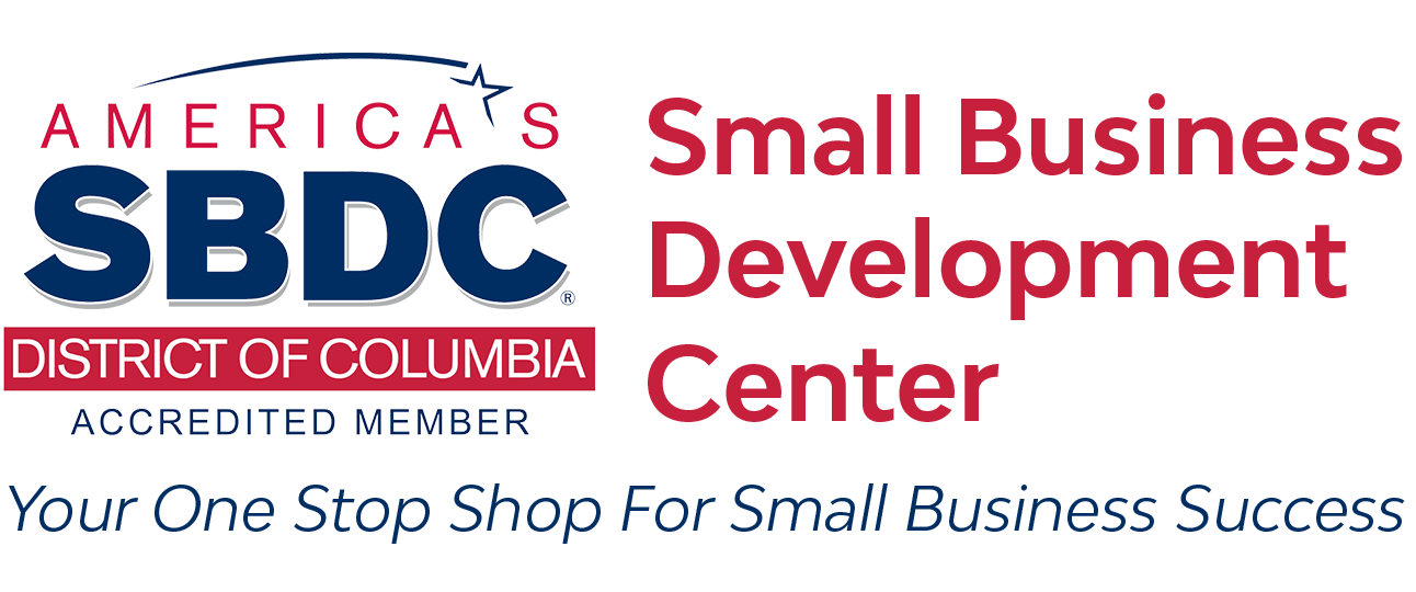DC SBDC - Small Business Development Center